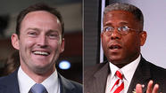 Top Florida Democrats sounded the alarm Friday over what they see as improper interference by Gov. Rick Scott in U.S. Rep. Allen West's attempt to hold onto his congressional seat.