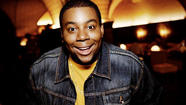 "It's taken Kenan Thompson (pictured) seven years to become a breakout performer on Saturday Night Live. But over the years, few cast members have been as consistently funny, their recurring characters as memorable, or their short time in the spotlight so well used as Thompson. He's the buoyant host of What's Up With That? who can't stop busting out his theme song (much to the chagrin of perpetual guest Lindsey Buckingham). He's the inmate brought in to scare juvenile offenders. He's Rev. Al Sharpton. Grady Wilson. Bill Cosby. The list goes on and on. The babyfaced Thompson has starred in a number of non-SNL shows and movies over the years — ""All That,"" ""Kenan and Kel,"" ""Good Burger,"" ""Snakes on a Plane"" — and next he'll be seen in the comedy ""Wieners."" Thompson brings his stand-up to Storrs on Tuesday."