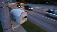 Sun coverage: Speed cameras