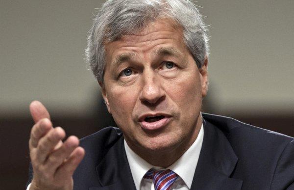 JPMorgan Chase & Co. Chairman Jamie Dimon testifies before Congress in October.