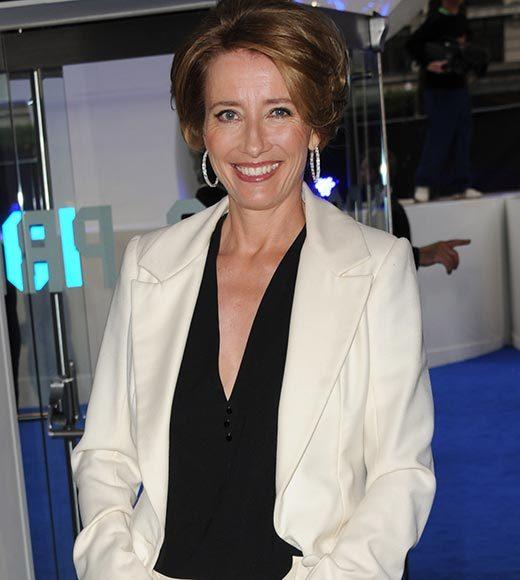 Emma Thompson (pictured)<br>     Maggie Smith<br>     Meryl Streep<br>     Michelle Pfeiffer<br>     Susan Sarandon
