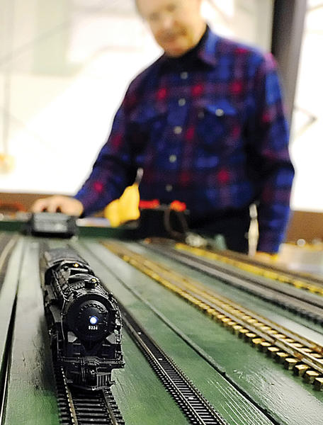 Trainfest Fall 2012 will be from 9 a.m. to 2 p.m. Saturday, Nov. 24, at Washington County Agricultural Education Center, 7313 Sharpsburg Pike, south of Hagerstown.