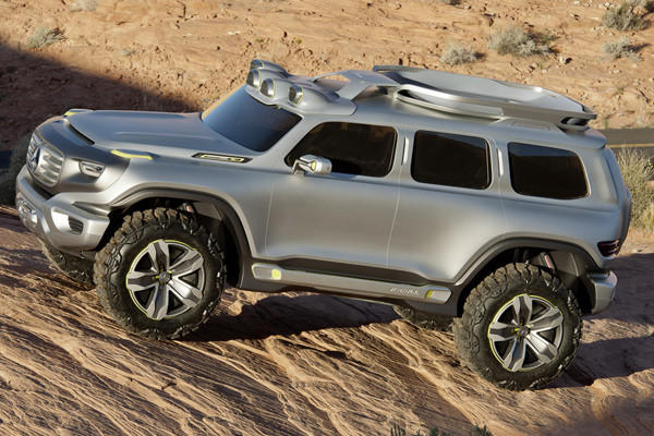 Such is the philosophy behind the automaker''s 2025 Ener-G-Force concept SUV. Named like a Monster energy drink, it was conceived as a reinterpretation of the old-school G-Class SUV that Mercedes has been selling since 1979.
