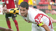 Terps soccer midfielder John Stertzer has unfinished business