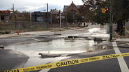 Madison Street reopens after water pipe repaired