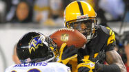 <strong>Steelers WR Mike Wallace vs Ravens CBs Cary Williams and Corey Graham:</strong> Wallace might be the fastest wide receiver in the NFL. If quarterback Ben Roethlisberger was playing, the Ravens would be in serious trouble. They still could get burned a lot with Byron Leftwich replacing Roethlisberger. Williams has improved in recent weeks and Graham is more physcial than former starter Jimmy Smith. The Ravens have to neutralize Pittsburgh's speed. <strong>Edge:</strong> Steeleers.