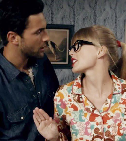"""Call Me Maybe,"" Carly Rae Jepsen<br>     ""One More Night,"" Maroon 5<br>     ""We Are Never Ever Getting Back<br> Together,"" Taylor Swift (pictured)<br>     ""We Are Young,"" Fun. ft. Janelle Monae<br>     ""What Makes You Beautiful,"" One Direction"