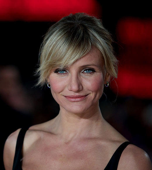 Cameron Diaz (pictured)<br>     Emily Blunt<br>     Jennifer Aniston<br>     Mila Kunis<br>     Reese Witherspoon