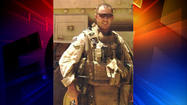 A Marine from Perry County is among four wounded veterans killed in Texas last evening when a freight train slammed into a parade float.
