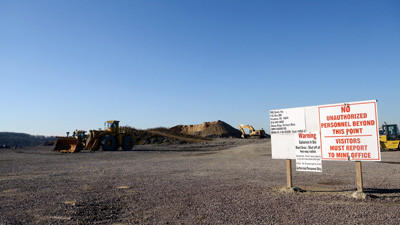 PBS Coals, Inc.s Sheep Ridge surface mine in Friedens.