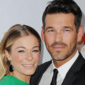 Leann Rhimes and Eddie Cibrian