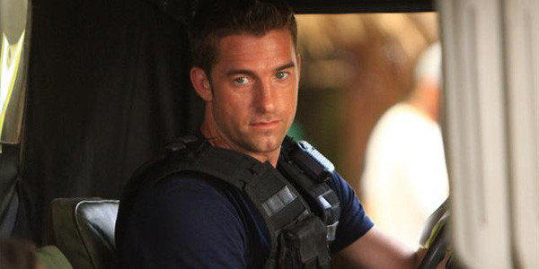 "Scott Speedman plays XO Sam Kendal in ""Last Resort,"" which will finish out its 13 episodes."