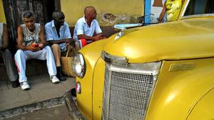 Seeing a transformation in full rein in Trinidad, Cuba