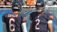 With Cutler out, Bears count on Campbell