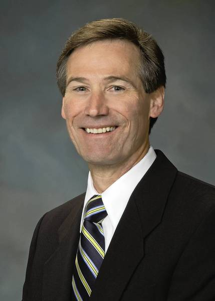 Brad Osborne, chairman of the Lehigh County commissioners.