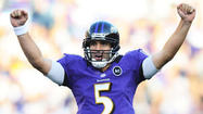 The rib and shoulder injuries that have sidelined Pittsburgh Steelers quarterback Ben Roethlisberger indefinitely are a vivid reminder of how fortunate the Ravens have been to have Joe Flacco under center.