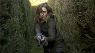 Melissa George pulls no punches in 'Hunted'
