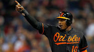 Three Orioles were among the recipients of this year's Legacy Awards, which annually recognize the best in baseball by the Negro Leagues Baseball Museum.
