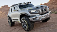 Mercedes-Benz to bring Ener-G-Force concept to L.A. Auto Show