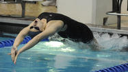 Photos | Girls swimming state prelims