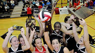 North High Wins Class 3A State Volleyball Title