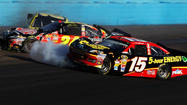 Gordon's anger at Bowyer dates back 7 months
