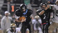 Westminster routs Sherwood for berth in football semifinals; Manchester Valley falls