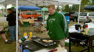 Notre Dame tailgaters make the most of last home game of the season