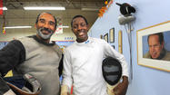 Unfazed, Jamal Fenwick focusing on his fencing future
