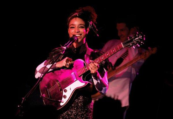 Lianne La Havas at the Roxy.