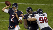 Bears' Campbell a leader who can throw deep