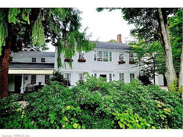 This vintage Southbury home, built in 1750, is listed for $1.2 million.