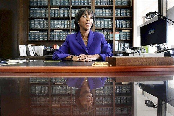 Jackie Lacey's new job as Los Angeles County district attorney will cast her into the limelight as never before.