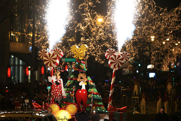 Festival of Lights parade 2012
