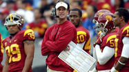 Double shock: USC falls, and Pat Haden says Lane Kiffin to return