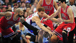 Clippers crush Bulls 101-80