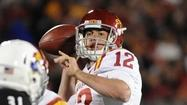 Sam Richardson quarterback Iowa State