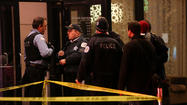 The 67-year-old man stabbed at a North Michigan Avenue hotel Saturday night had been downtown with seven family members for the Magnificent Mile Lights Festival, his niece said.