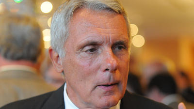 Former University of Maryland men's basketball coach Gary Williams praised a potential move to the Big 10.