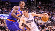 J.J. Redick won't play for the Magic against the Raptors