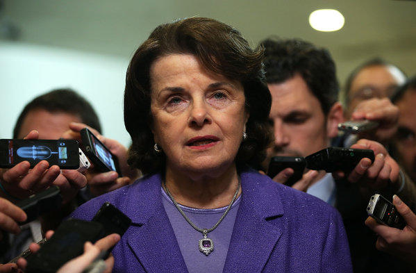 "Select Committee on Intelligence chairwoman Sen. Dianne Feinstein (D-Calif.) said Sunday that she has ""concern"" about the talking points used by Ambassador Susan Rice following the attack on the U.S. consulate in Benghazi."