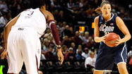 UConn Rolls Against Texas A&M