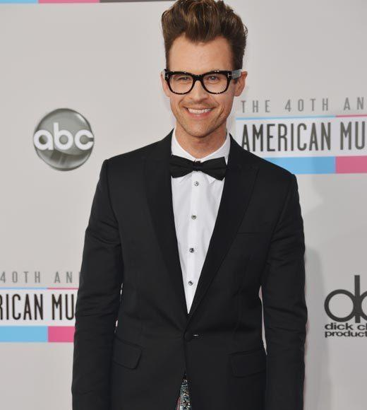 American Music Awards 2012 Red Carpet Arrival Pics: Brad Goreski