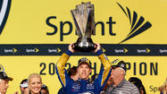 Brad Keselowski has won his first NASCAR championship.