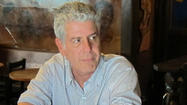 Anthony Bourdain still isn't a fan of deep dish pizza, but he loves Chicago.