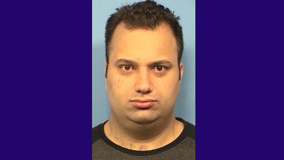 Joseph Spitalli, 34. DuPage County Jail photo
