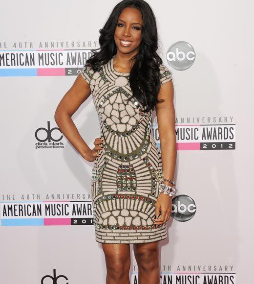 American Music Awards 2012 Red Carpet Arrival Pics: Kelly Rowland