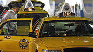 Recent taxicab news in Chicago has been fairly tame: Cabdrivers request a fare hike. The mayor announces he wants to lease and auction no more than 100 cab medallions to raise $14 million for city coffers.