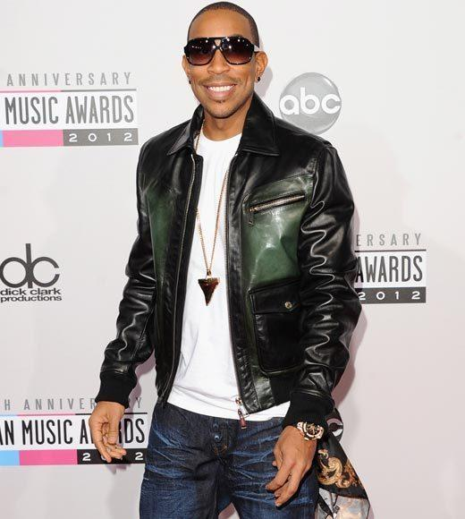 American Music Awards 2012 Red Carpet Arrival Pics: Chris Bridges