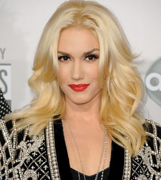 American Music Awards 2012 Red Carpet Arrival Pics: Gwen Stefani